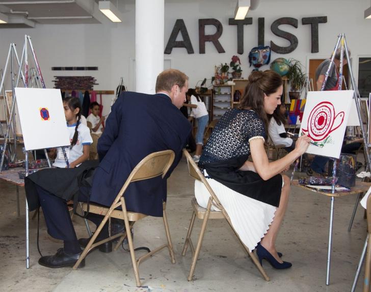 Лучшие совместные фото принца Уильяма и Кейт Миддлтон