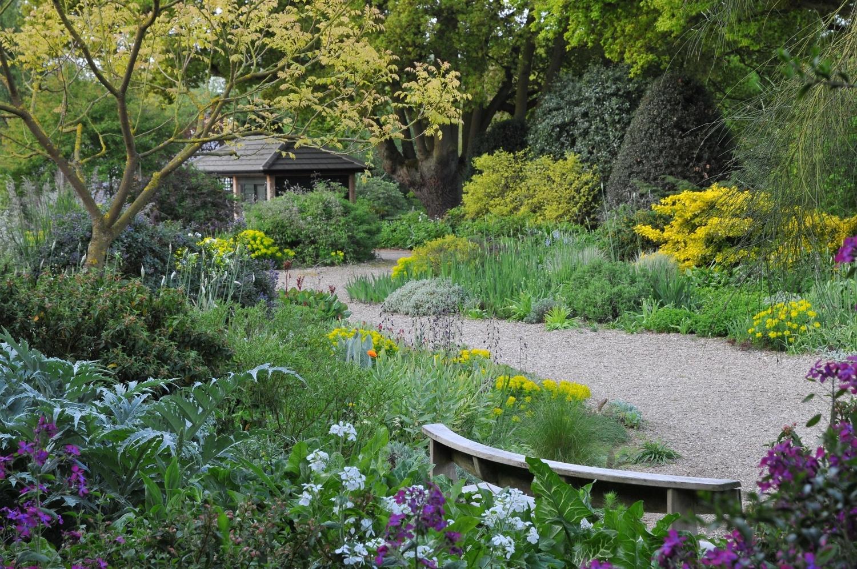 Модные сады в стиле mid-century modern (галерея 14, фото 3)