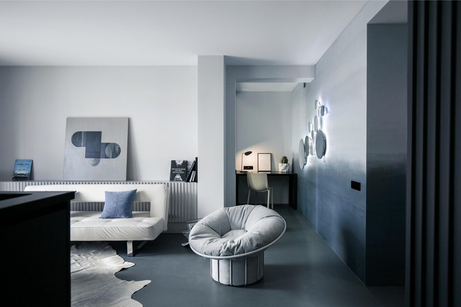 Серый цвет в интерьере: 20 нескучных примеров (галерея 1, фото 1)