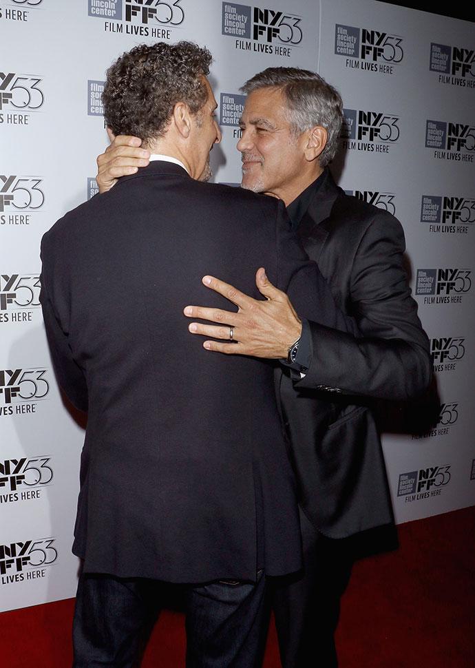 Джордж Клуни и Джон Туртурро