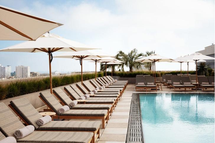 Бутик-отель Santa Monica Proper по проекту Келли Уэстлер (фото 13)