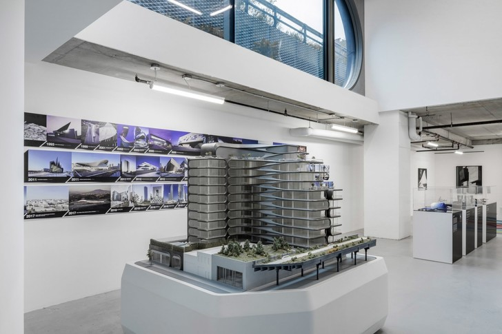 Экспозиция Zaha Hadid Gallery в Нью-Йорке (фото 2)