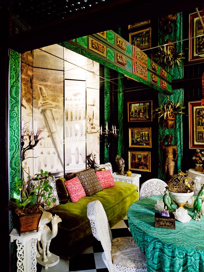 Дом декоратора Тони Дюкетта
