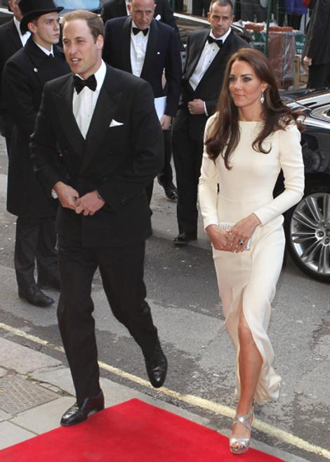 Герцог и герцогиня Кэмбриджские