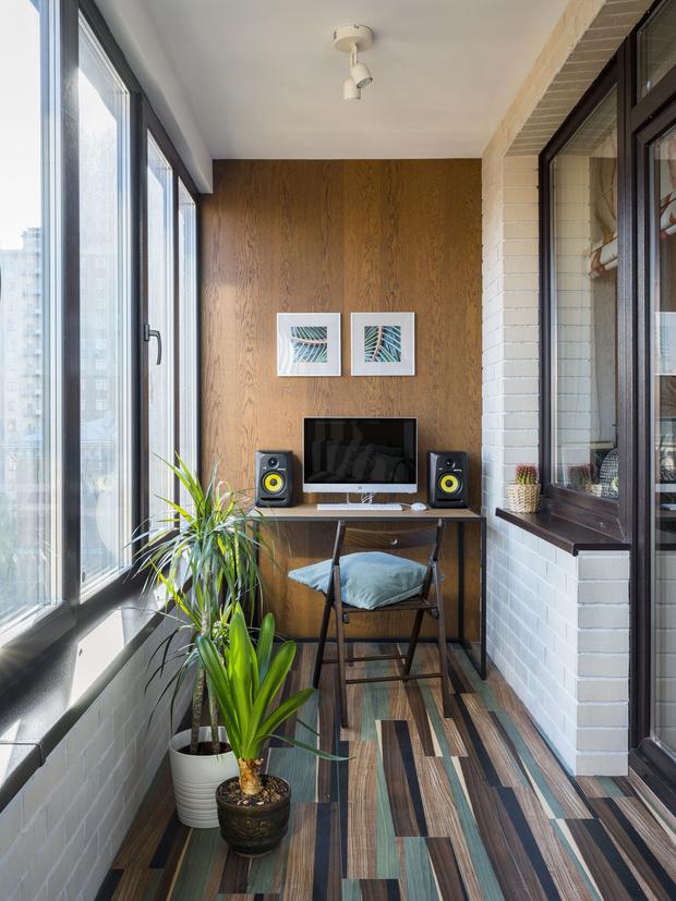 Квартира 64 м² для путешественников с этническими мотивами (фото 8)