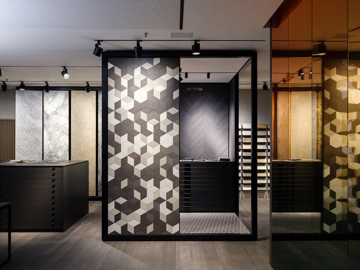 В салоне KRASSKY появился отдел Luxury Textures (фото 2)