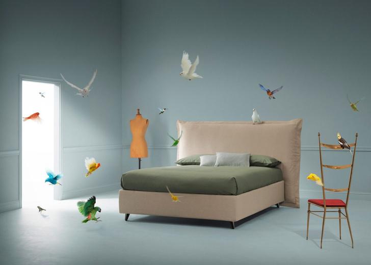 Шесть сказочных кроватей от Фабио Новембре (фото 7)