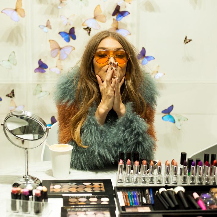 Все, что нужно знать о новой коллекции макияжа Gigi Hadid X Maybelline фото [7]