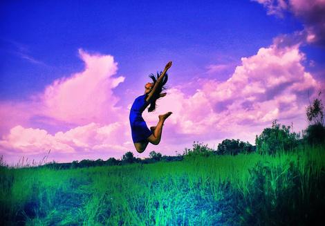 Мой прованс -это мечта, полет, свобода, свежесть.