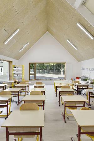 Деревянная школа на юге Франции от Tracks Architectes (фото 5.2)
