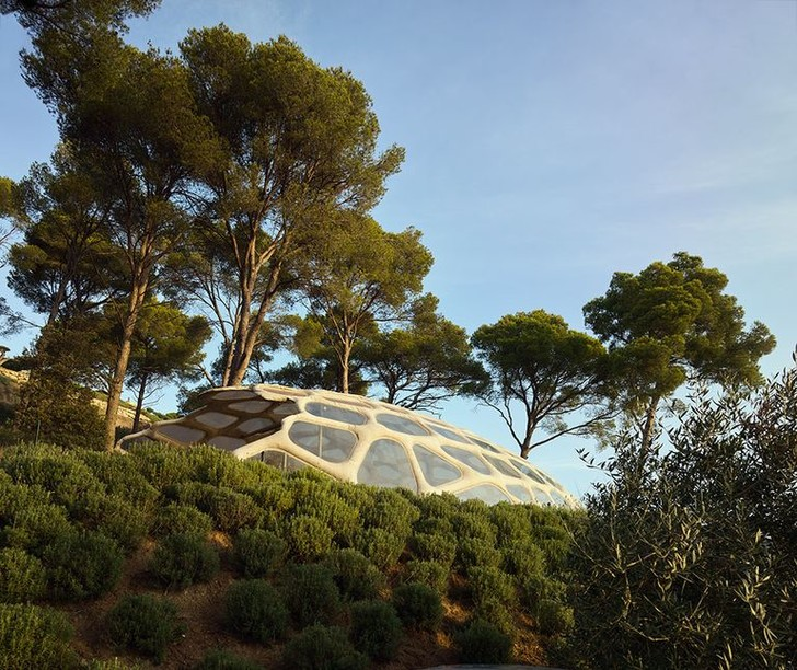 Экспериментальный дом Stgilat Auguablava в Каталонии (фото 10)