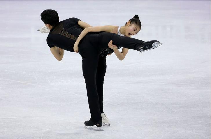 Во-первых, это красиво: фигурное катание, Олимпиада в Пхенчхане (фото 8)