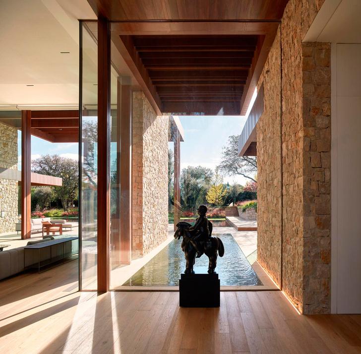 Чистый дзен: проект архитектора Рамона Эстеве в Мадриде (фото 13)