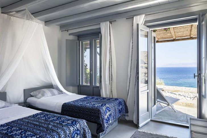 Дом дизайнера Эндрю Шейнмана в Греции (фото 6)