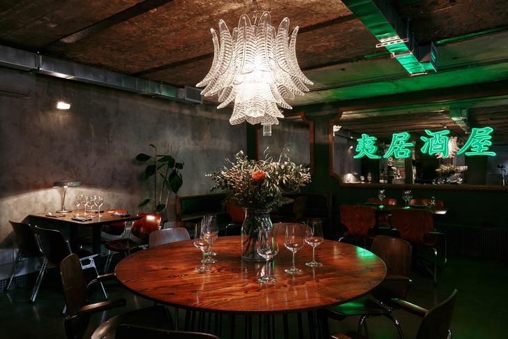 Где поесть в Санкт-Петербурге: Ресторан EZO IZAKAYA (фото 1)