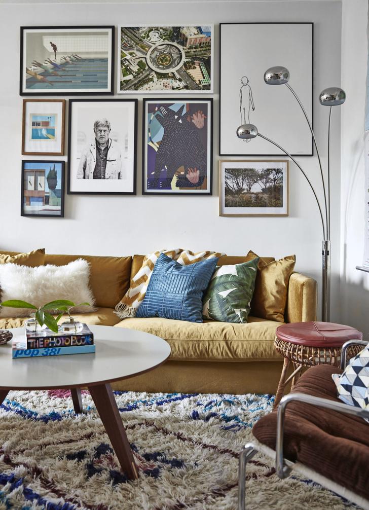 Квартира с винтажной мебелью в Стокгольме (фото 5)