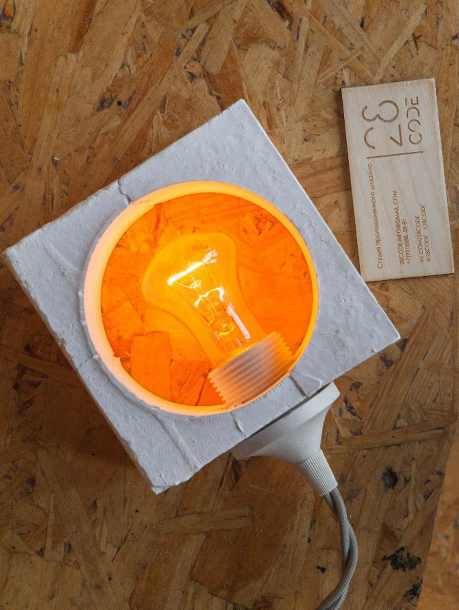 Бетонные светильники | галерея [2] фото [3]