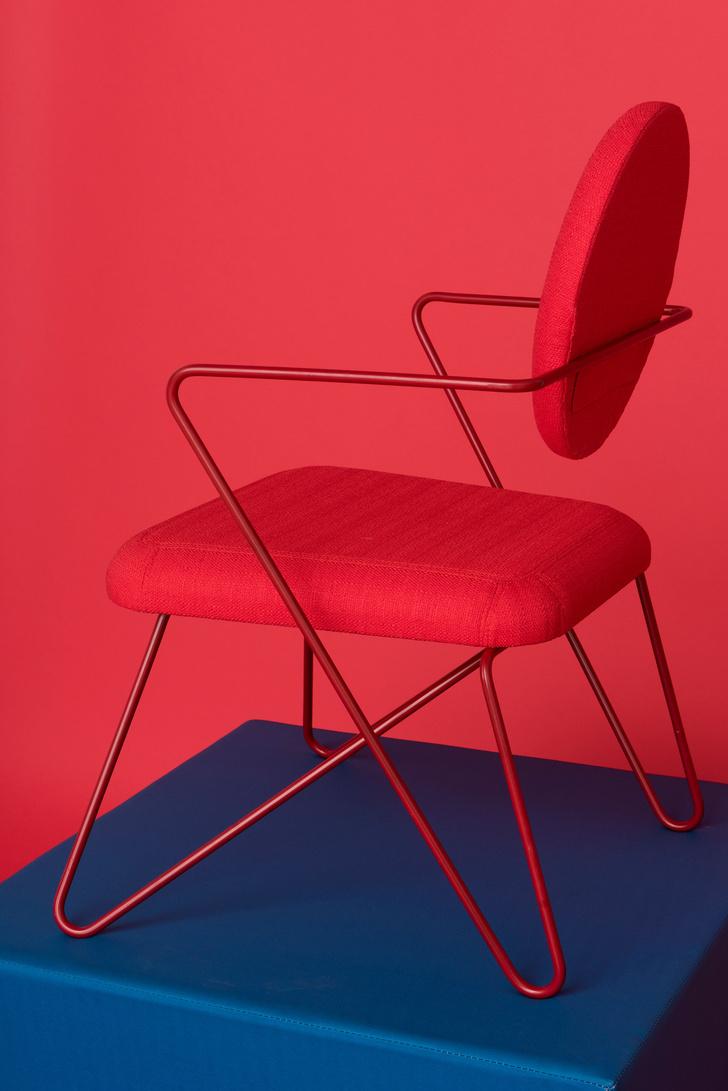 Советские интерьеры и скандинавский дизайн: мебель Market kolektiv (фото 4)