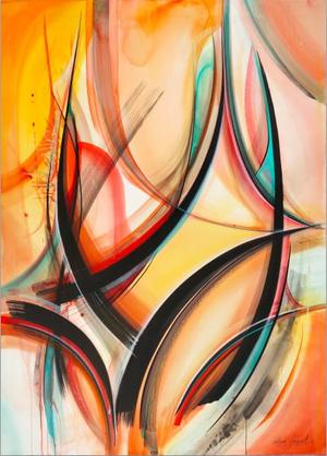 Выставка Ромена Фроке «Природа магнетизма» (фото 2.2)