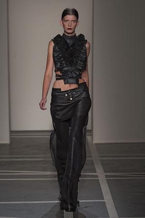 Показы мод Givenchy Весна-лето 2011 | Подиум на ELLE - Подиум - фото 2506
