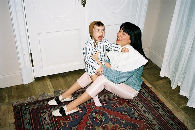 Блогер Оля Малышева — о том, как сочетать собственный бизнес и материнство (фото 9)