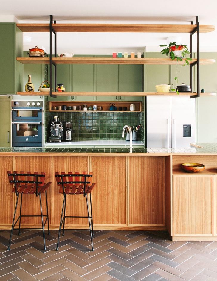Дом в стиле mid-century modern в пригороде Мельбурна (фото 0)