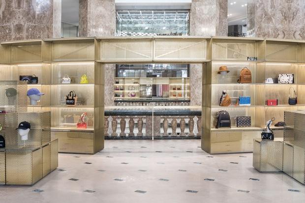 Новый универмаг Galeries Lafayette по проекту Бьярке Игельса (фото 6)