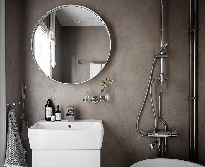 Маленькая ванная: 7 главных правил (фото 16)