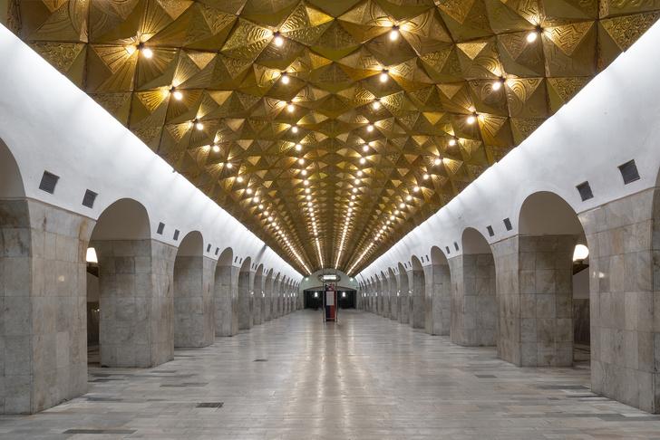 Книга «Карта архитектуры метро Москвы» (фото 2)