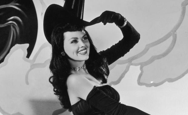 Невероятные красавицы старого Голливуда, которых вы не знали (фото 17)