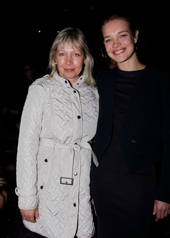Наталья Водянова поделилась редким фото с мамой (фото 4)