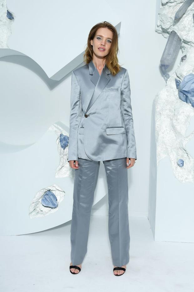 Кейт Мосс с дочерью, Наталья Водянова и другие звездные гости показала Dior Men (фото 3)
