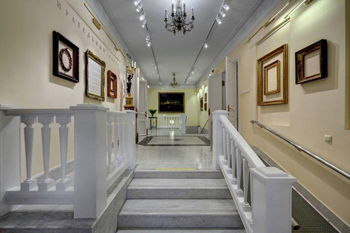 Выставка декора стола в музее В.А. Тропинина (фото 2)