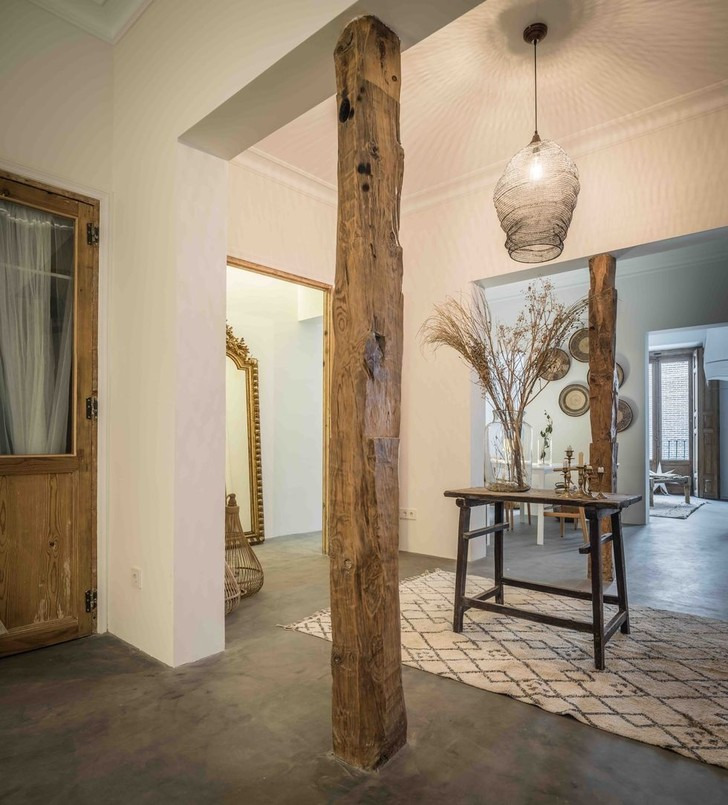Новая жизнь старого дома в Мадриде (фото 4)