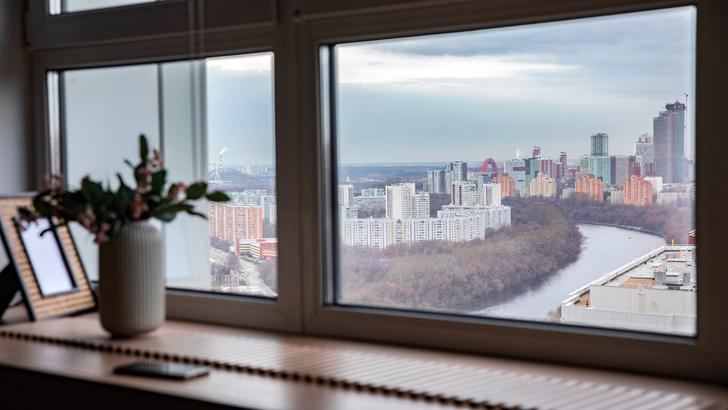 Яркая квартира 34 м² в Москве под сдачу в аренду (фото 11)