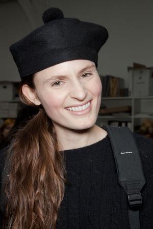 Показ Margaret Howell коллекции сезона Осень-зима 2012-2013 года Prêt-à-porter - www.elle.ru - Подиум - фото 355951