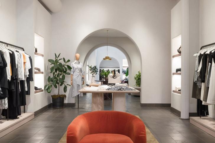 Концептуальный бутик в Нью-Йорке (фото 4)
