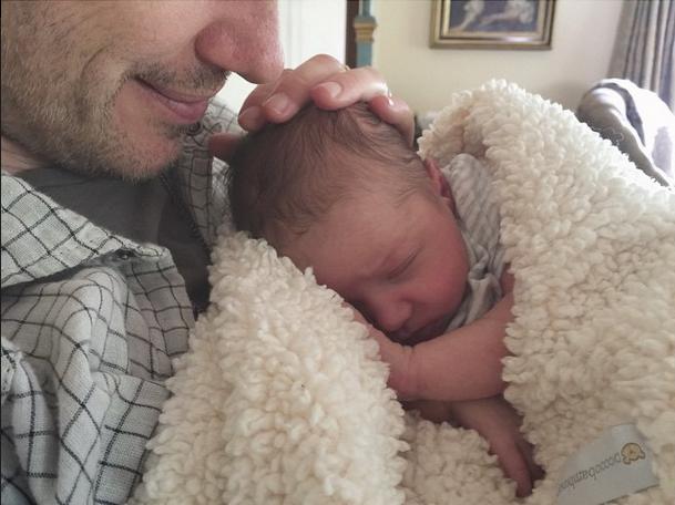 Новорожденная дочь Миллы Йовович