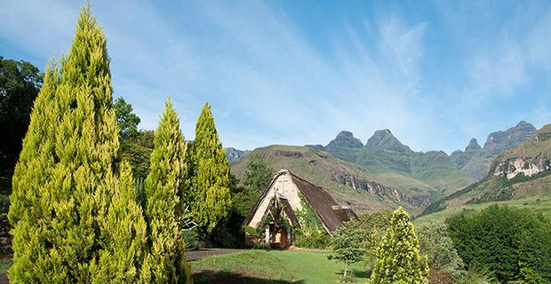Дрэйкенсберг, ЮАР