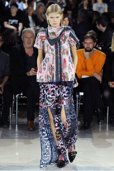 Неделя моды в Париже: день седьмой | галерея [1] фото [2]