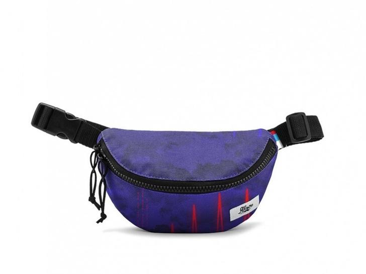 20 стильныхпоясных сумок налето (фото 9)