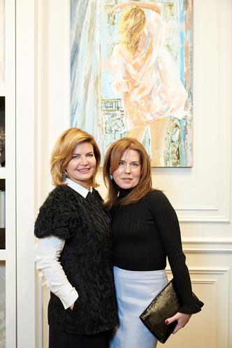 Выставка Елены Сотниковой в бутике Togas (фото 18)
