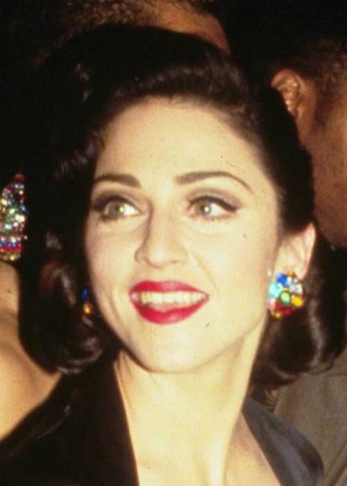 Май 1991, премьера фильма «В постели с Мадонной», Нью-Йорк