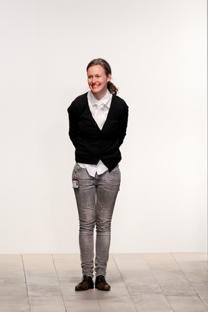 Показ Corrie Nielsen коллекции сезона Осень-зима 2012-2013 года Prêt-à-porter - www.elle.ru - Подиум - фото 350454