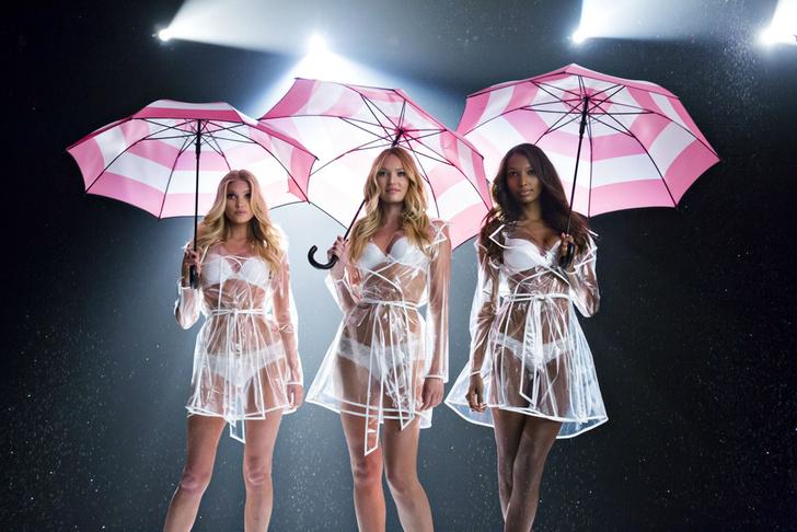 Модели Victoria's Secret: фото 2015