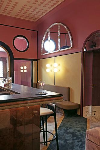 Experimental Cocktail Club: бар по дизайну Кристины Челестино (фото 6.1)