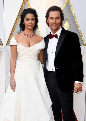 Рука об руку: самые красивые пары «Оскара-2018» (фото 7)