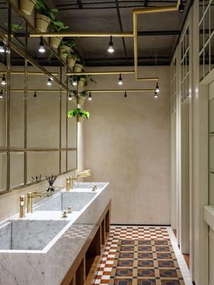 Ресторан Buro в ЦУМе: проект NB Studio (фото 14.1)