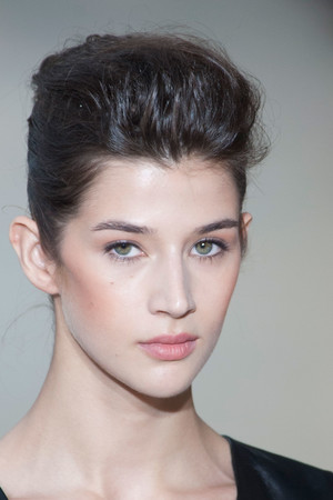 Показ Bouchra Jarrar коллекции сезона Осень-зима 2012-2013 года Haute couture - www.elle.ru - Подиум - фото 403163