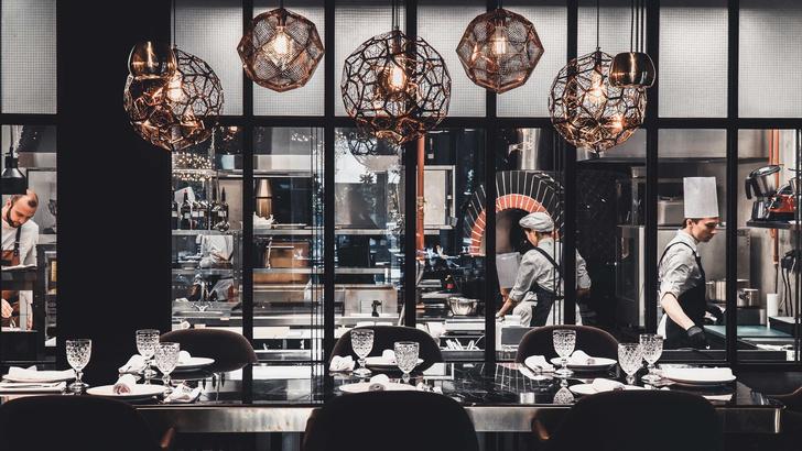 """Ресторан """"Nabokov"""" открылся в историческом месте в Сочи (фото 5)"""